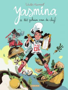 Yasmina 1: Het geheim van de chef