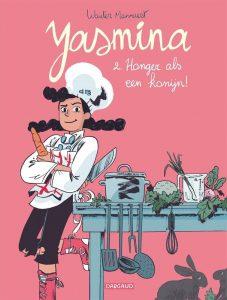 Yasmina 2: Honger als een konijn!