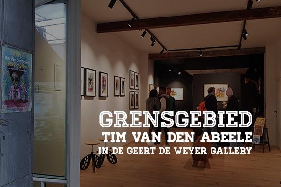 Grensgebied: Tim Van den Abeele